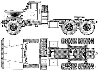 KraZ 255W