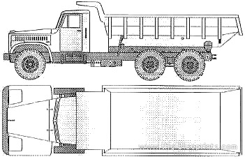 KrAZ 256