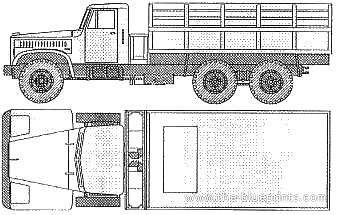 KrAZ 257