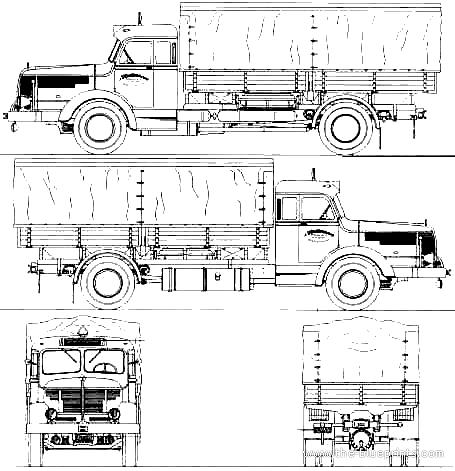 Krupp Titan SWL80