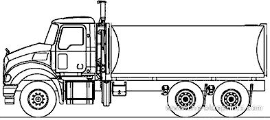 Mack Metro-Liner 6x4 2015