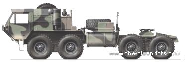 Oshkosh M983 Tractor
