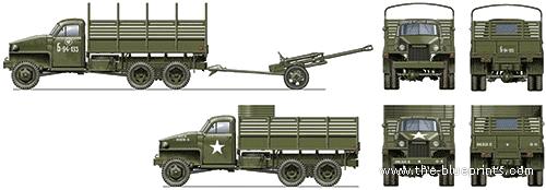 Studebaker US6 2.5ton