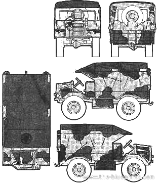 Morris C8 Mk.II
