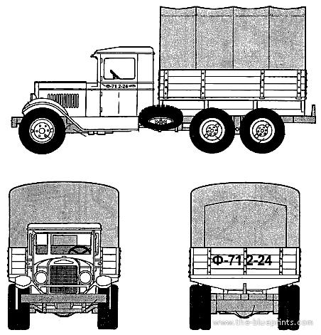 ZiS-6 (1933)