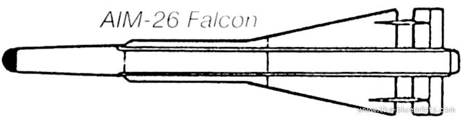 AIM-26 Falcon