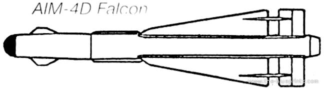 AIM-4D Falcon