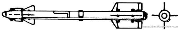 R-73E AA-11 Archer