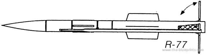 R-77 Vympel NPO (AA-12 Adder)