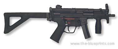 MP 5 K PDW