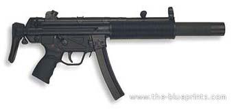 MP 5 SD3