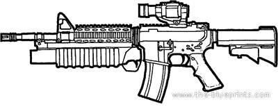 Colt M4 CQB