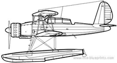 Arado Ar 95A