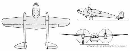 Arado Ar 500