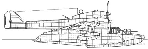 Blohm Voss Bv 138C-1