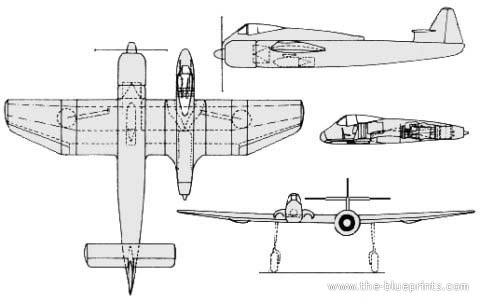Blohm Voss BV 194