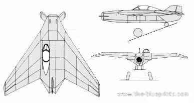 Blohm Voss AE 607