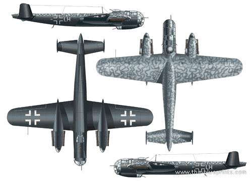 Dornier Do 217M-1a