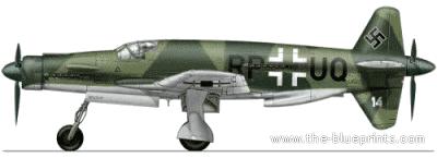 Dornier Do 335A-1 Pfeil