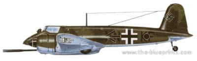 Henschel Hs 129B-3-Wa