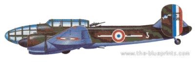 Bloch MB-174 A.3
