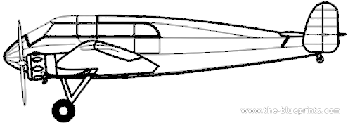 GAL ST-25 Monospar