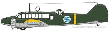 Avro 652 Anson