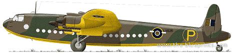 Avro 685 York C.2