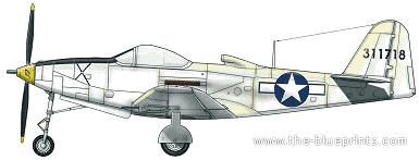 Bell P-63D-1 Kingcobra
