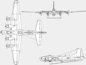 Boeing B-17 G FF