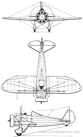 Boeing P-26 Pea Shooter