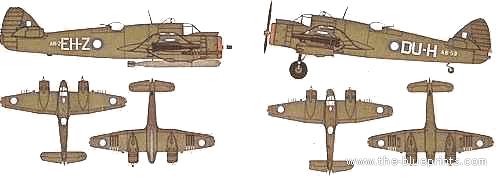 Bristol Beaufighter Mk. XXI