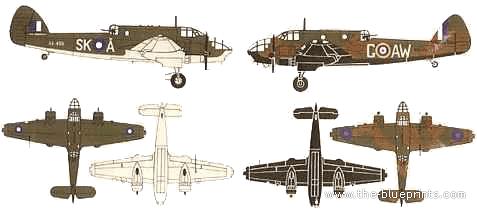 Bristol Beaufort Mk. II