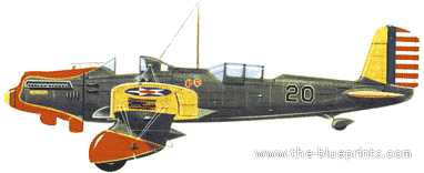 Curtiss A-8 Shrike
