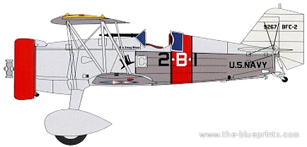 Curtiss F11C Goshawk