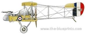 de Havilland DH.2