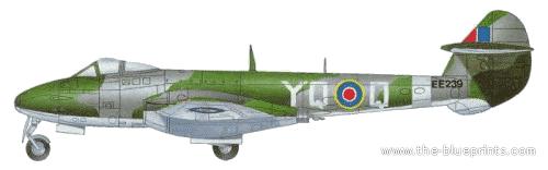 Gloster Meteor Mk.III