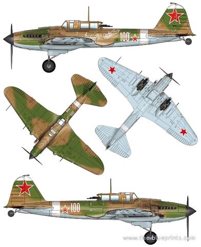 Ilyushin Il-2M3 Stormovik