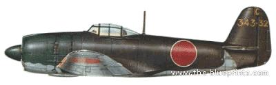 Kawanishi N1K2-J Shiden (George)