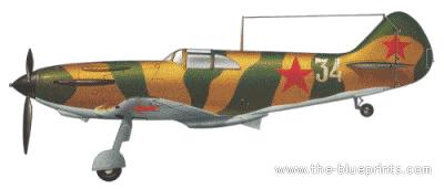 Lavochkin LaGG-3