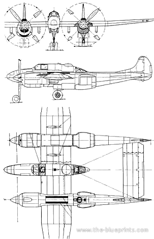 Lockheed XP-58