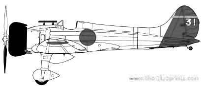 Mitsubishi A5M1 (Claude)