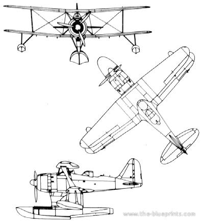 Mitsubishi F1M2 (Pete)