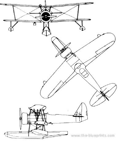 Nakajima E8N1 (Dave)