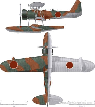 Nakajima E8N2 (Dave)