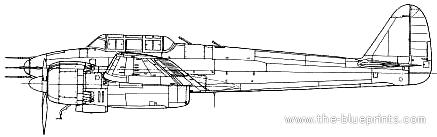 Nakajima J1N Gekko (Irving)
