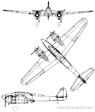 Nakajima J1N1-C Gekko (Irving)