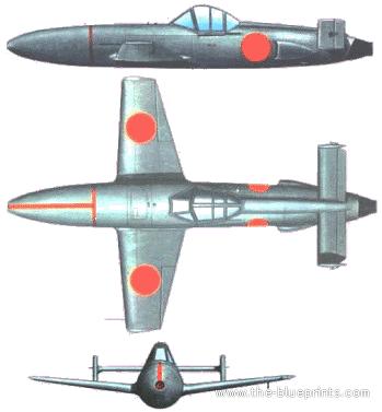 Nakajima Ki-115 Tsurugi Kamikaze