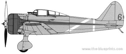 Nakajima Ki-27 (Nate)