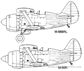 Polikarpov I-190